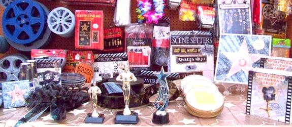 Hollywood Theme Party Supplies Decorations Props
