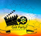 Party Supplies | Hollywood Decoration | LED Party Lights | GotParty.com